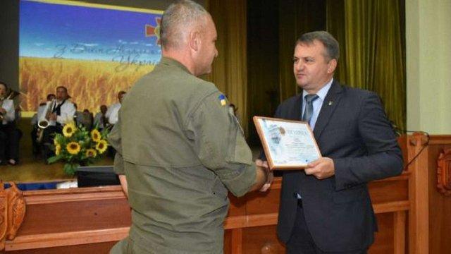 У Львові оголосили подяки кращим військовослужбовцям Нацгвардії