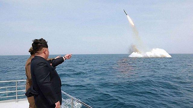 РНБО опублікувала доповідь стосовно статті NYT про постачання ракетних двигунів у КНДР