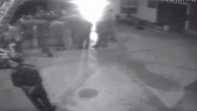Генпрокуратура опублікувала відео побиття ув'язнених в Одеському СІЗО