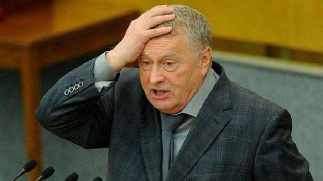ГПУ оголосить про підозру у фінансуванні тероризму російському політику Жириновському