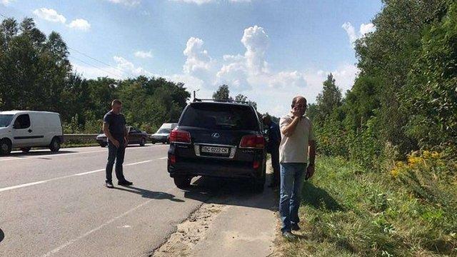 Охоронець Димінського приїхав на місце ДТП і сів за кермо, — Луценко