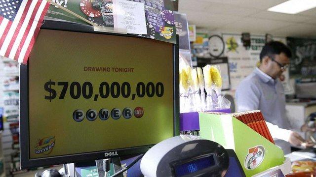 У США учасник однієї з лотерей вперше за 25 років виграв $750 млн
