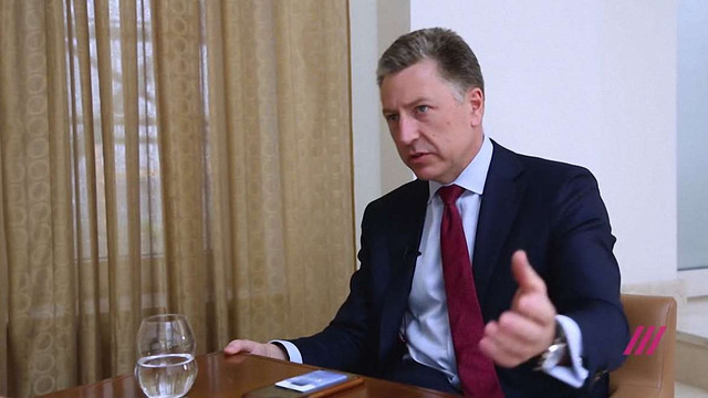 Представник США по Україні закликав Росію вивести війська з окупованого Донбасу