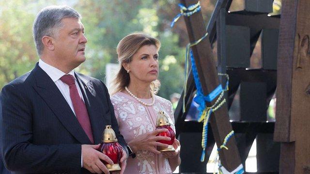 На День Незалежності Марина Порошенко обрала бренди Oksana Polonets та «Зерно»