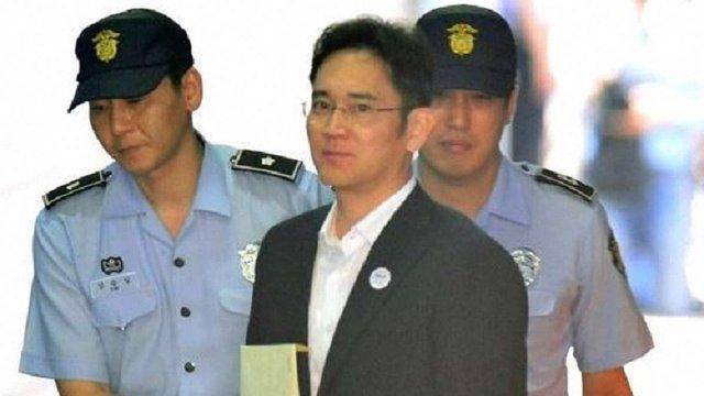 Віце-президента компанії Samsung засудили до п'яти років в'язниці за хабарництво