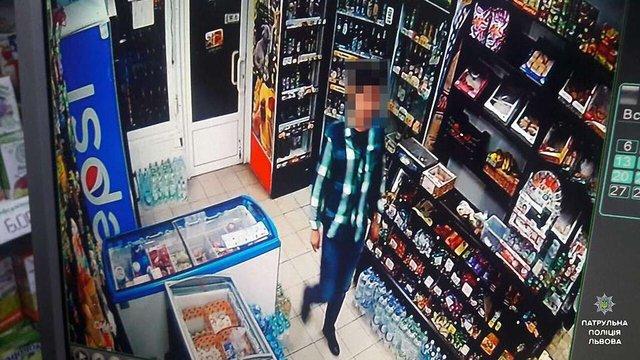 На Сихові під час конфлікту в магазині відвідувач зламав пальці продавчині