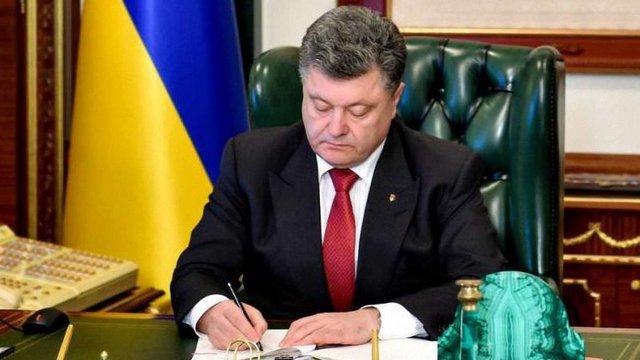 З нагоди Дня Незалежності Петро Порошенко збільшив кількість генералів в Україні