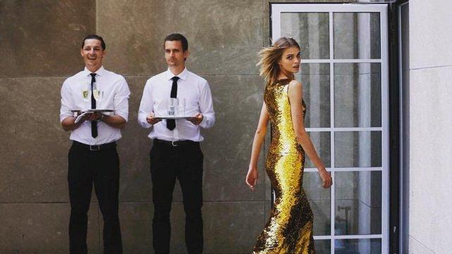 Українська модель вперше в історії стала «янголом» бренду Victoria's Secret