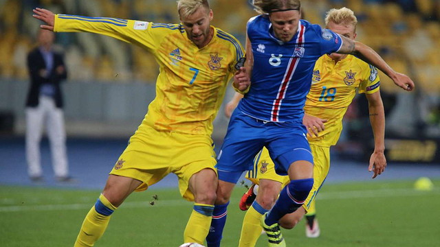 Андрій Шевченко викликав до табору національної збірної 26 гравців