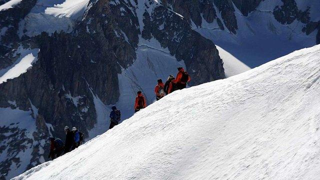На Монблані знайшли тіла альпіністів, котрі зникли понад два десятиліття тому