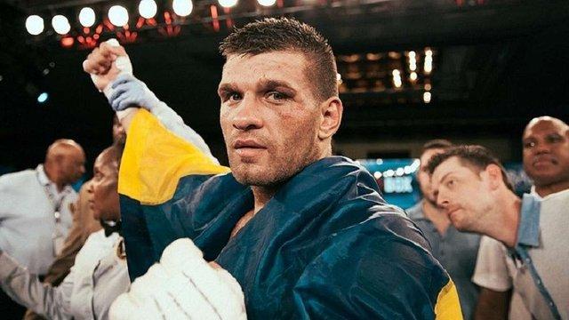 Український боксер став претендентом на чемпіонський пояс IBF