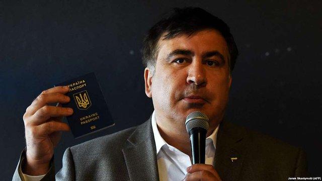 Саакашвілі вважає, що Грузія готує йому звинувачення у підготовці державного перевороту