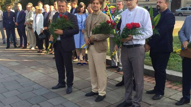У Львові розпочалось відзначення річниці народження Івана Франка