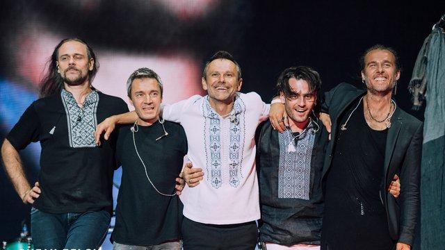 «Океан Ельзи» оголосив про відмову від концертів на рік