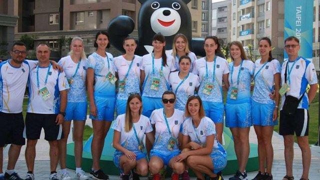 Жіноча волейбольна збірна України завоювала бронзові нагороди Універсіади