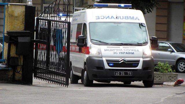 До Львова привезли пораненого на навчаннях резервістів телеоператора В'ячеслава Вовка