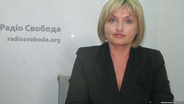 Ірина Луценко назвала основні пункти законопроекту про реінтеграцію Донбасу