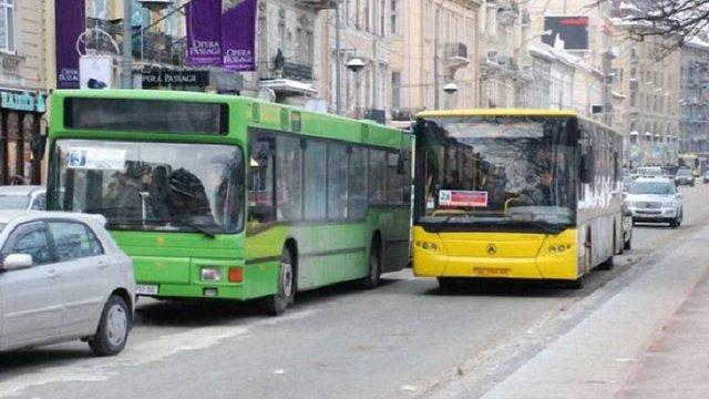 У вересні у Львові відновлять соціальні маршрути для студентів університету Франка