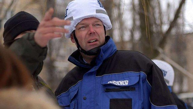 У місії ОБСЄ назвали вогонь у відповідь порушенням Мінських угод