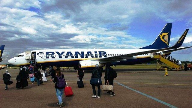 Ryanair почне польоти з України вже наступного року – Омелян