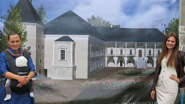 У Поморянському замку проведуть відновлювальні роботи