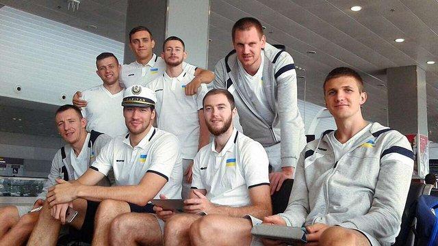 Збірна України з баскетболу визначилась зі складом на ЄвроБаскет-2017