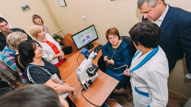 У Дрогобичі відкрили центр для діагностики раку у жінок
