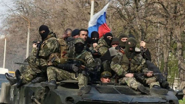 На Донбасі постійно перебувають 36,3  тис. найманців РФ