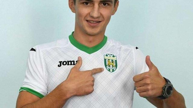 «Карпати» купили гравця іспанської «Севільї»