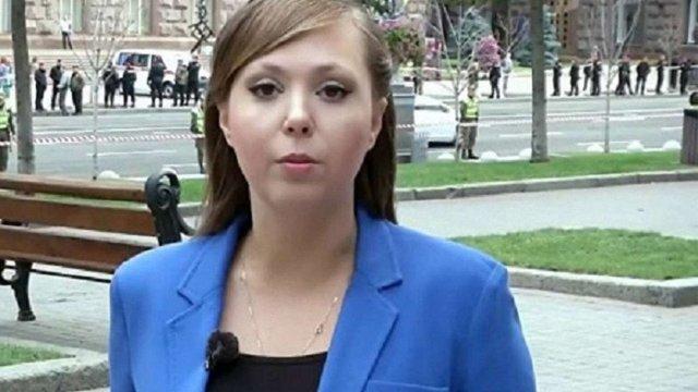 СБУ затримала журналістку російського  «Первого канала» у Києві