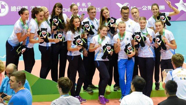 Сім львівських спортсменів повернулися зі всесвітньої Універсіади з нагородами