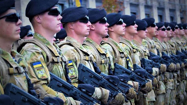 Українська армія увійшла в тридцятку найкращих у світі
