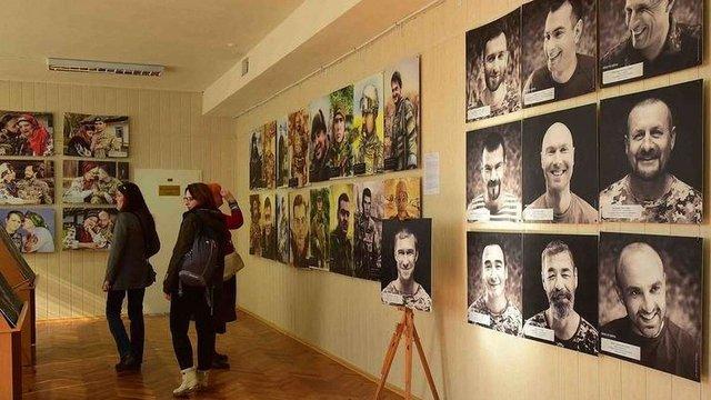 У Львові презентують волонтерський фотопроект «Якби не війна»