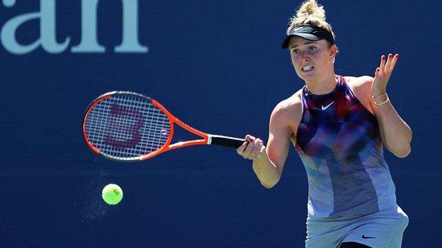 Еліна Світоліна перемогла росіянку і вийшла в третій раунд US Open