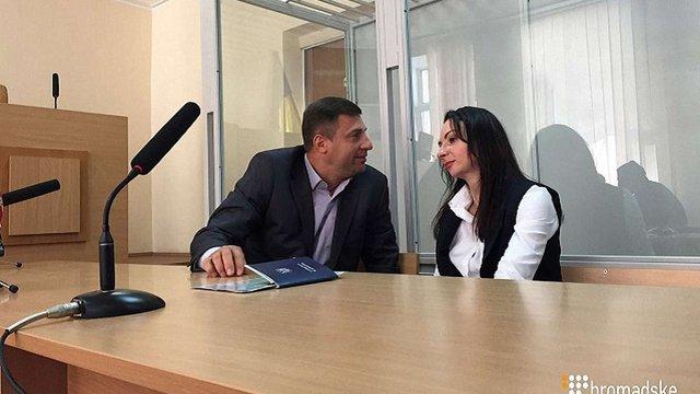 Екс-керівника карного розшуку Києва взяли під домашній арешт через стрілянину у Княжичах
