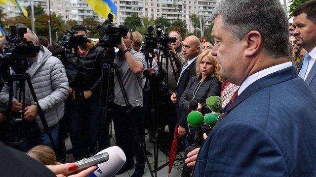 Петро Порошенко визнав російсько-білоруські військові навчання загрозою для України
