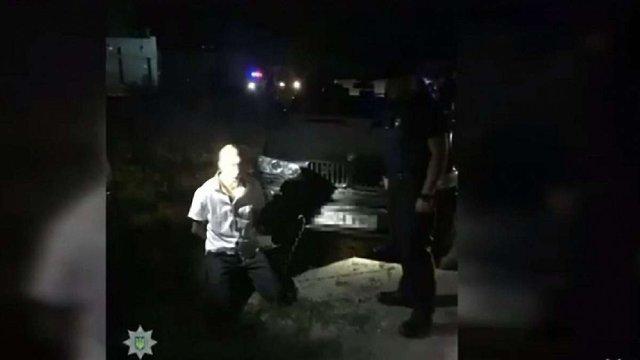 У Львові п'яний водій BMW X5 без прав здійснив ДТП, втікаючи від патрульних