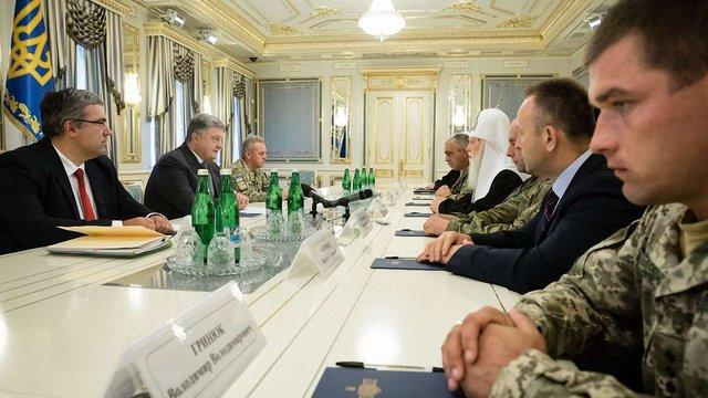 Президент України підписав закон про амністію учасників АТО