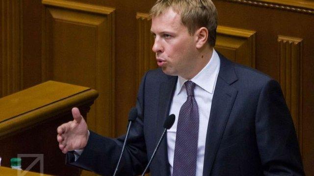 Голова депутатської групи «Відродження» Хомутиннік залишив посаду