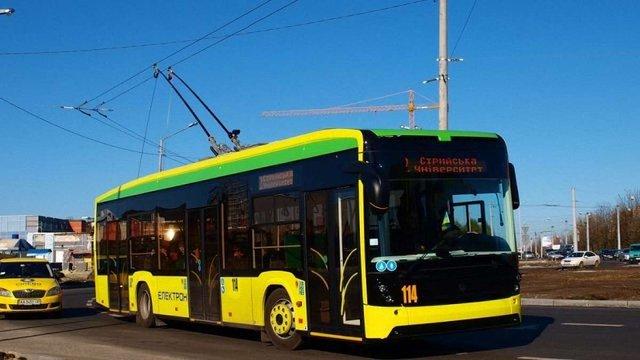 У 2018 році Львів планує закупити 10 нових трамваїв та 40 тролейбусів