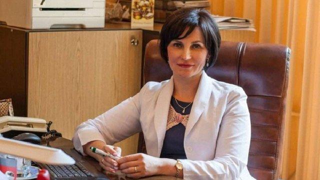 Наталія ван Доеверен звільнилась з Львівської обласної клінічної лікарні