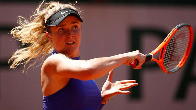 Українська тенісистка Еліна Світоліна програла в 1/8 US Open