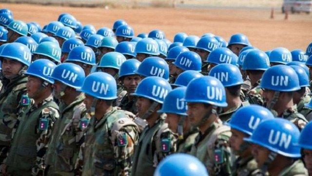 Росія розповсюдила в ООН свій проект миротворчої місії на Донбасі