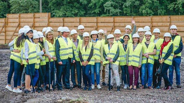 Будівництво інноваційного містечка BelleVille офіційно стартувало