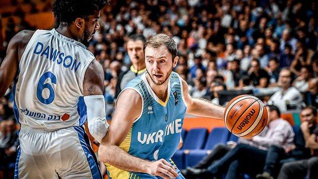 Збірна України вийшла в плей-оф ЄвроБаскет-2017