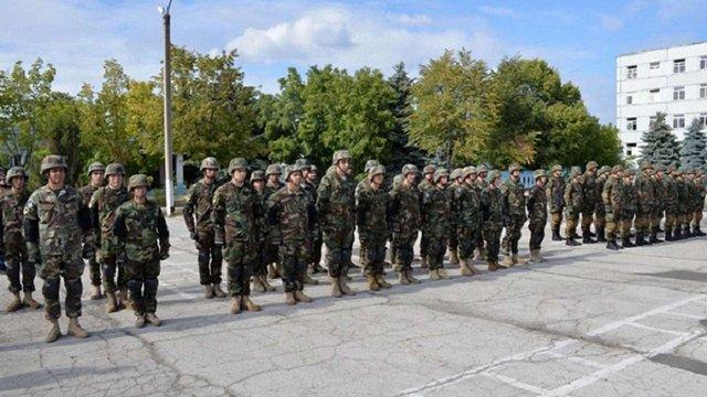 Військові з Молдови приїхали на навчання в Україну всупереч забороні президента