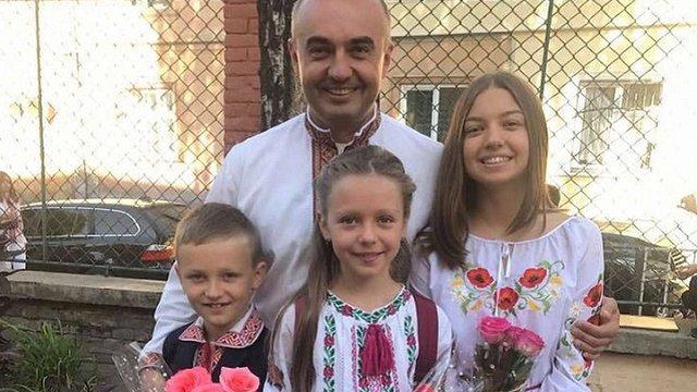 У заступника голови Львівської облради народилась четверта дитина