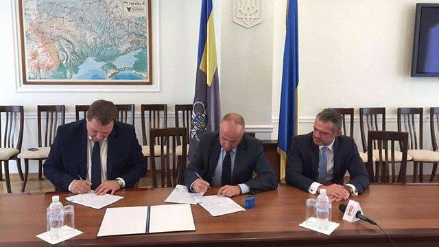 «Укравтодор» підписав з польськими компаніями контракти на ремонт прикордонних доріг
