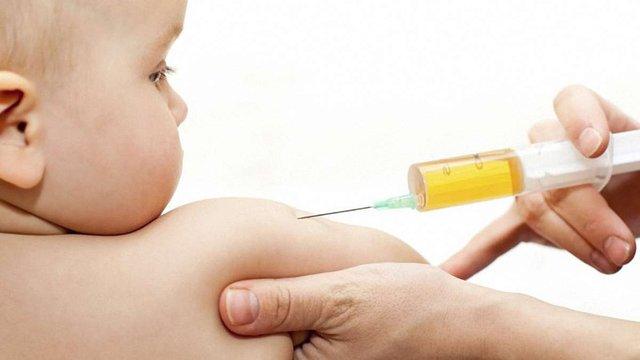 МОЗ оприлюднило статистику щеплень та інфекційних захворювань у дітей