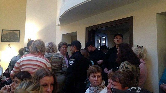 Учасникам провокативної акції «Російського культурного центру» у Львові платили по ₴400